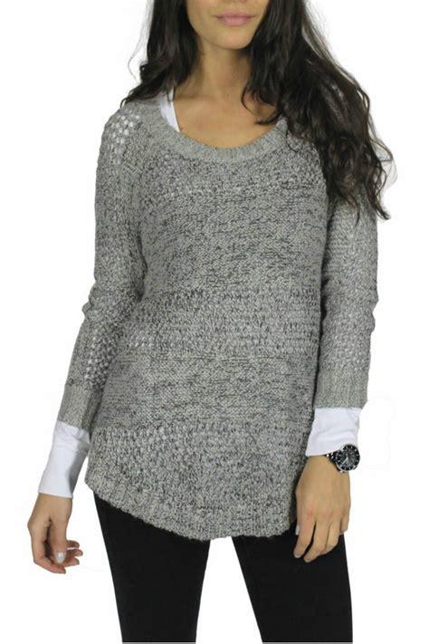 open knit sweater gentle fawn open knit sweater from dakota by hey