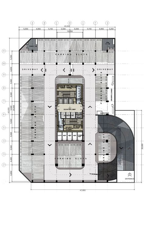 basement layouts basement plan design 8 proposed corporate office