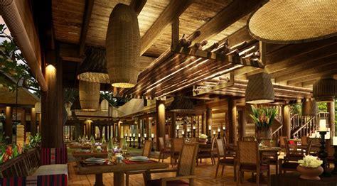 woodwork restaurant asian style interior design ideas woods restaurant