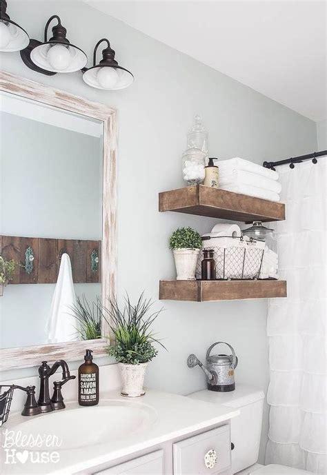 wooden shelves for bathroom best 25 wooden bathroom shelves ideas on