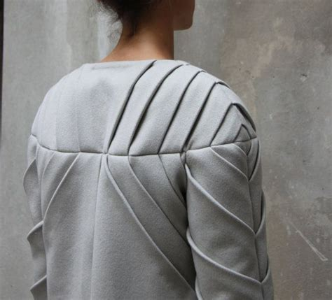 origami sleeves 17 best ideas about origami fashion on