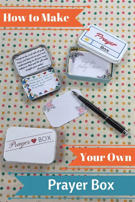 christian gifts to make 25 best ideas about prayer box on secret