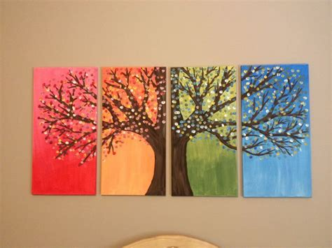creative acrylic painting ideas diy easy canvas painting ideas for home