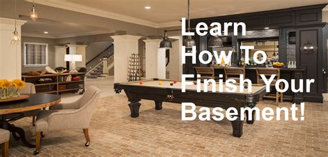 finish your own basement how to finish your own basement