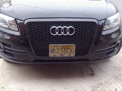 Audi Q5 Grill by Rs Q5 My New Grille Audiworld Forums