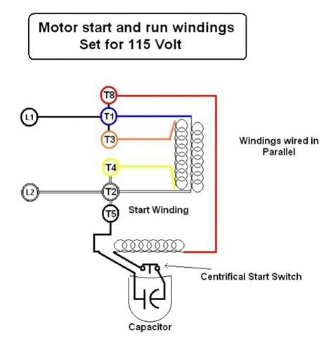 Alternator Electric Motor by Century Electric Motor Wiring Diagram Fuse Box And
