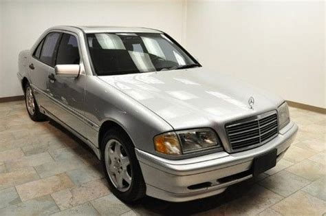 1999 Mercedes C280 by Sell Used 1999 Mercedes C280 Sport Low Ext