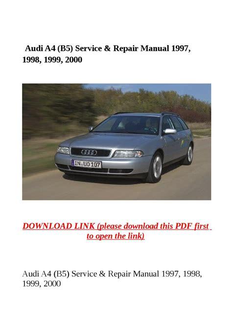 car repair manual download 2004 audi a4 auto manual service manual 1998 audi a4 manual download buy used 1998 audi a4 quattro low 123 300 miles