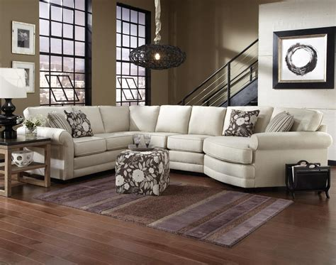 7 sectional sofa 12 photo of 7 seat sectional sofa