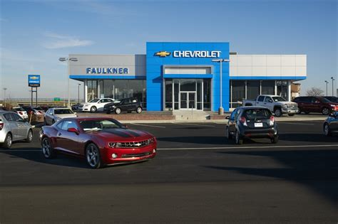 Faulkner Chevrolet Cadillac by Projects Faulkner Chevrolet Lancaster Professional
