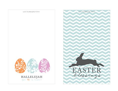 easter card free easter card printable