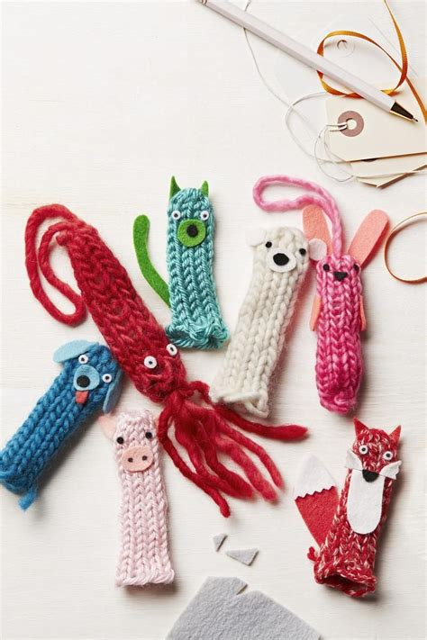 easy yarn crafts for 7 easy no knit yarn crafts parents
