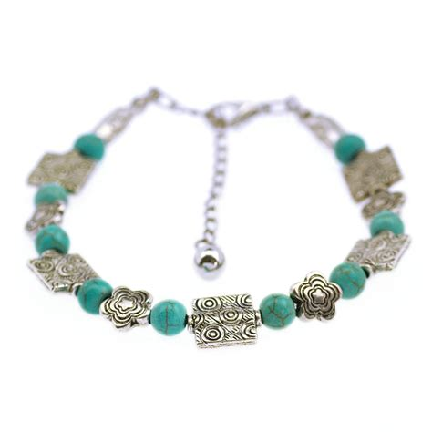 best for jewelry 2016 sale vintage turquoise silver top quality bangle