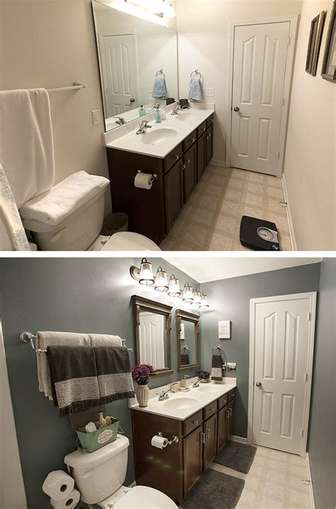 Bathroom Makeovers Cost bathroom makeover on a budget the home depot