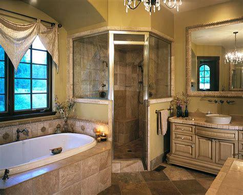 master bathrooms ideas 12 amazing master bathrooms corner