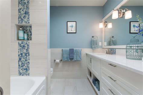 bathroom ideas blue and white 15 blue and white bathroom designs ideas design trends