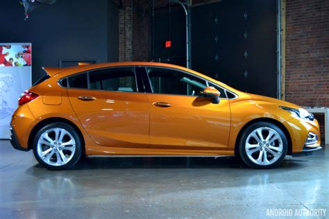 Car Apps For Android Chevrolet by A Look At Android Auto On The 2016 Chevrolet Cruze