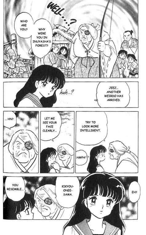 inuyasha chapter 1 inuyasha comic series volume 1 comics 1 pages 19