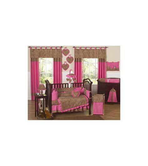 jojo crib bedding sets sweet jojo designs cheetah 9 crib bedding set