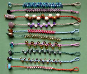 how to make a seed bead bracelet braided bead bracelets lulabelle handicrafts