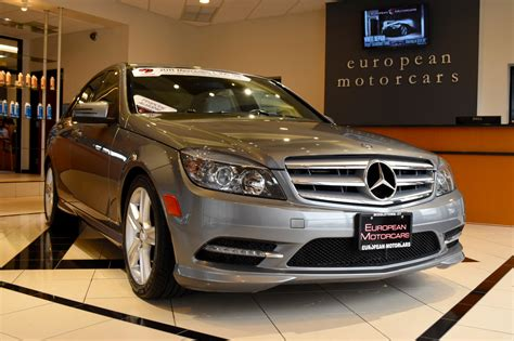 2011 Mercedes C Class C300 Sport by 2011 Mercedes C Class C300 Sport 4matic For Sale Near