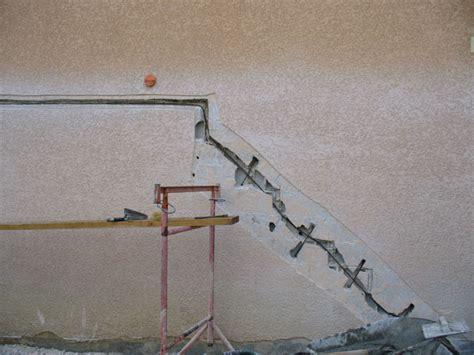 comment reparer fissure mur