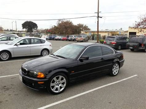 2000 Bmw 323ci by Used 2000 Bmw 323ci For Sale 7 200 At Sunnyvale Ca