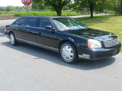2001 Cadillac For Sale by 2001 Cadillac Koach Limo For Sale