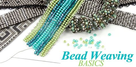 bead weaving for beginners best seed bead jewelry 2017 bead weaving basics 3a