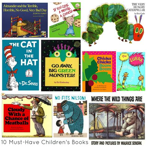 top children s picture books top 10 must children s books followitfindit
