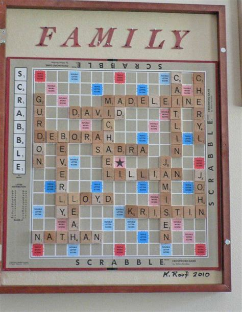 cheapest scrabble board 5 ideas for grandparents gifts for