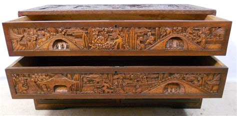 Glass Top Dining Room Set oriental chinese carved camphor wood chest of drawers sold