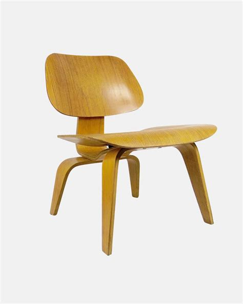 Lcw Chair Eames by Eames Design Chair Herman Miller Lcw Plywood Walnut