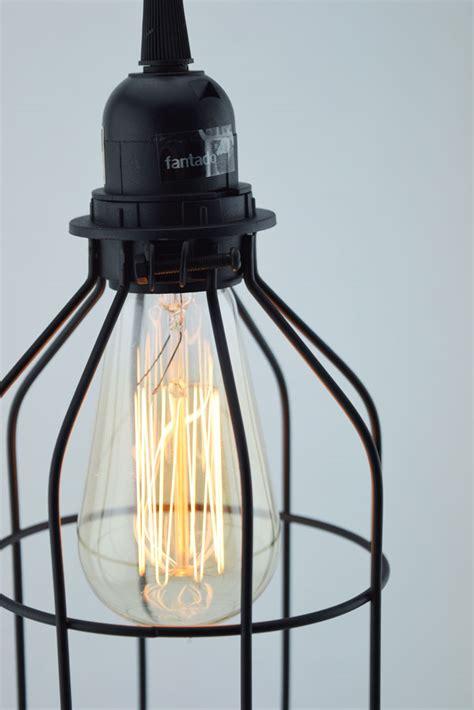 vintage light bulb pendant bottle shaped vintage edison light bulb cage for pendant