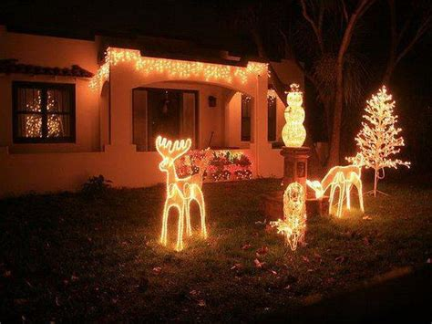 how to decorate lights outside 31 exterior decorating ideas inspirationseek