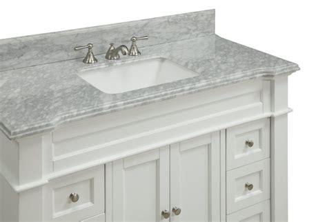 bathroom vanities with top adelina 49 inch bathroom vanity white finish carrara