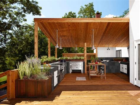 design an outdoor kitchen let s eat out 45 outdoor kitchen and patio design ideas