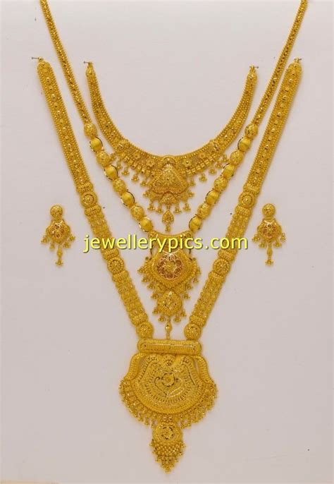 gold haram gold mini haram desisgns jewellery designs