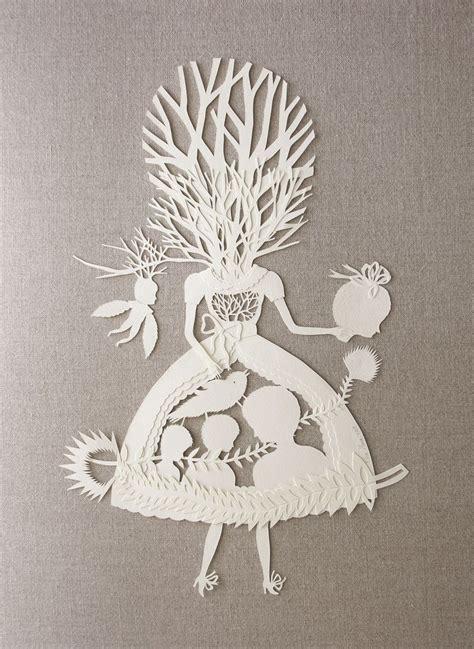 paper cutting paper scissors happy honey lark