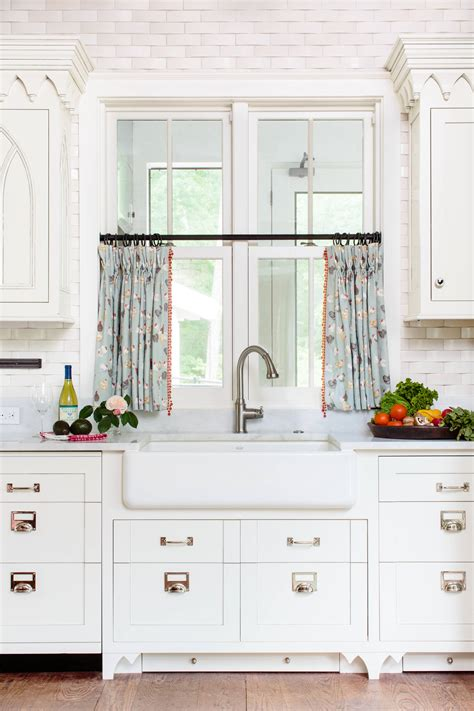 curtain for kitchen 10 best patterns for kitchen curtains