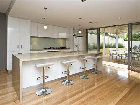 kitchen design layouts with islands modern island kitchen design using floorboards kitchen photo 433840