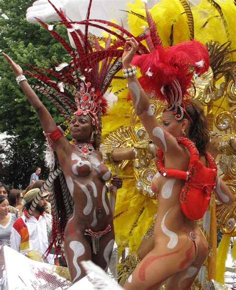 earning at mardi gras notting hill carnival s most outrageous