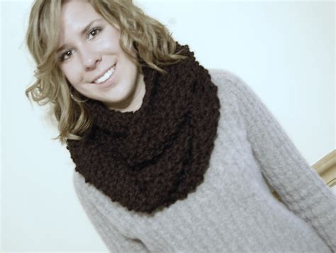 free knitting patterns for cowls free knit cowl pattern chunky jjcrochet