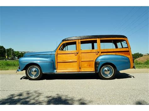 Ford Woody by 1947 Ford Woody Wagon For Sale Classiccars Cc 564249