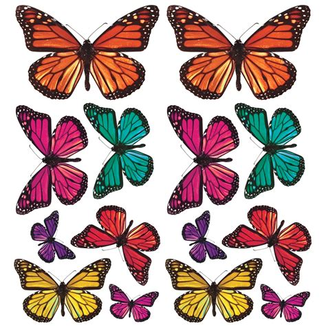 3d butterfly stickers for walls 3d butterflies wall stickers stickers for wall
