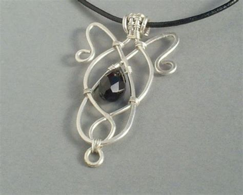 jewelry wire wrapping techniques 15 sale elven princess copper necklace lord of the rings
