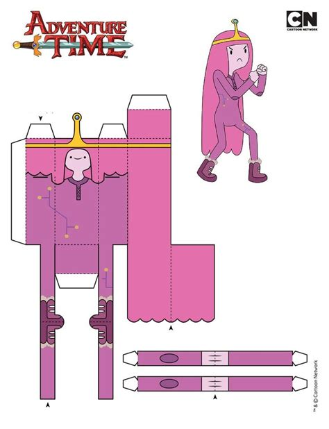 adventure time paper craft 138 best images about adventure time papercraft on