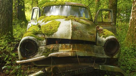 Graveyard Classic Car Wallpapers For Desktop by Vehicle Car Abandoned Wallpapers Hd Desktop And Mobile