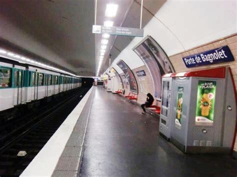 station de m 233 tro porte de bagnolet 20 232 me 1971 structurae