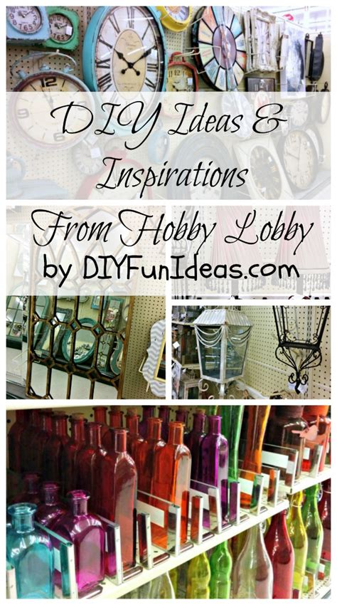 hobby craft projects diy ideas inspirations from hobby lobby do it yourself